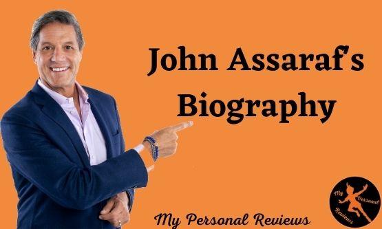The Biography Of John Assaraf